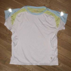 Women's Mountain Hardware short sleeve athletic